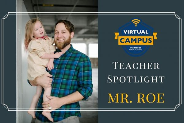 February Teacher Spotlight