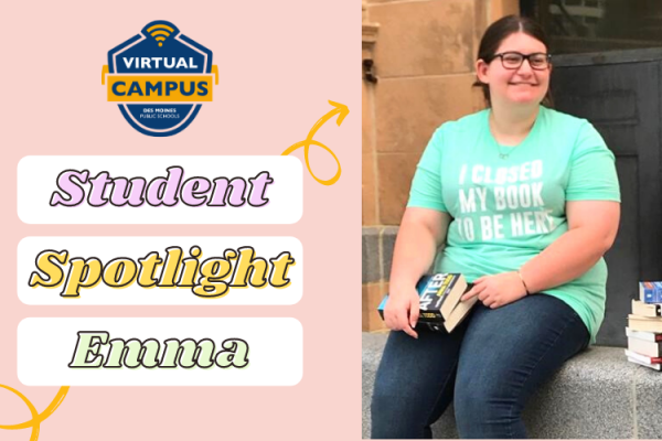Student Spotlight: Emma
