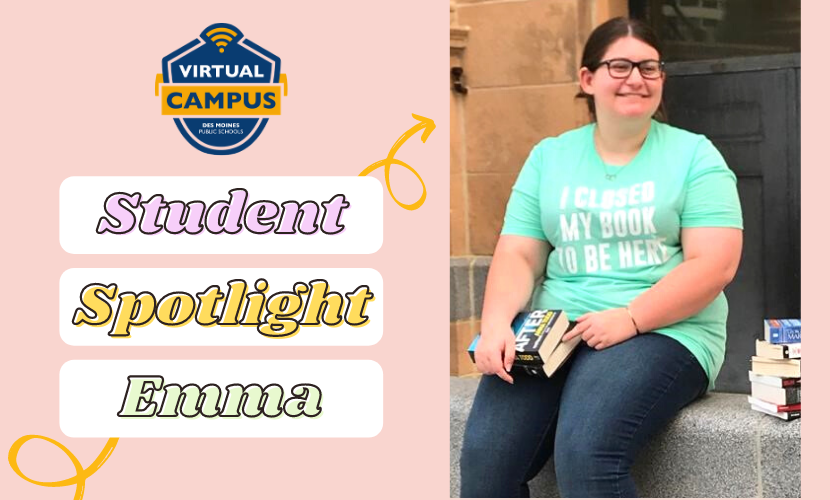 Student Spotlight Emma